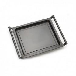Plancha à Griller Lisse BRA A271545 45cm Noir