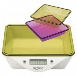 Balance de cuisine numérique Solac BC6260