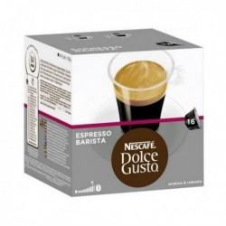 Capsules de café Nescafé Dolce Gusto 91414 Espresso Barista (16 pièces)