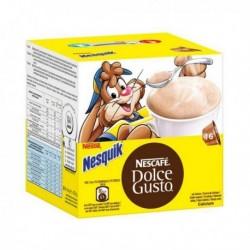 Capsules de café Nescafé Dolce Gusto 62183 Nesquik (16 pièces)