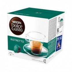 Capsules de café Nescafé Dolce Gusto 41640 Espresso Ristretto (16 pièces)