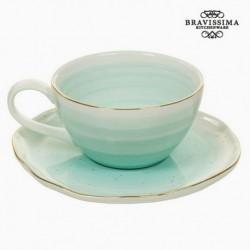 Tasse avec sous-tasse 250ml - Collection Queen Kitchen élégante