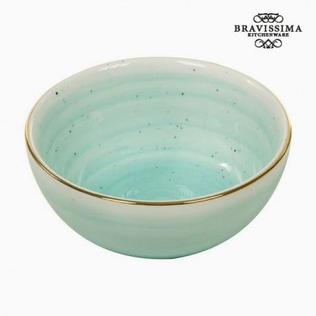 Bol Porcelaine - Collection Queen Kitchen vue de profil