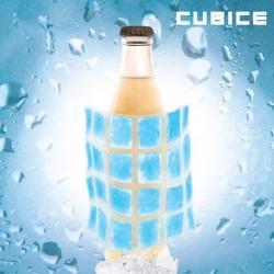 Pochettes réfrigérantes réutilisables cubice pour rafraîchir vos bouteilles