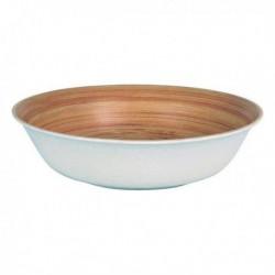Assiette creuse Privilege Bambou (20 cm)