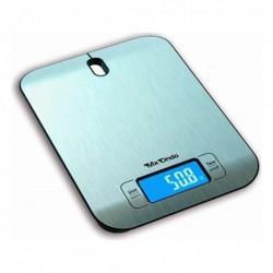 Balance de cuisine numérique Mx Onda MXPC2102 LCD acier inoxydable