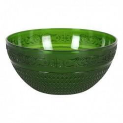 Saladier Santa Clara vert (diam 25 cm)