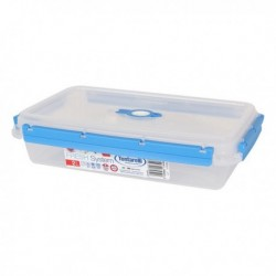 Boîte à lunch Fresh System Tontarelli (19.3 x 28.7 x 6.4 cm) 2L