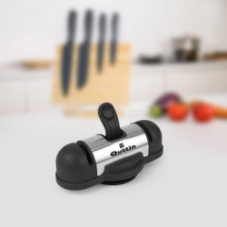Affûteuse de couteaux Quttin Acier inoxydable pratique et fonctionnelle