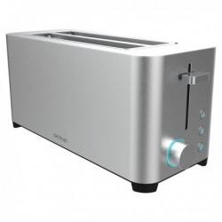 Grille pain Cecotec YummyToast Extra Double 1400W Gris