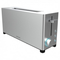 Grille pain Cecotec YummyToast Extra 1050W Acier inoxydable