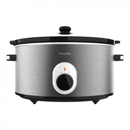 Cuisinière à cuisson lente Cecotec ChupChup 5.5L pratique et élégante
