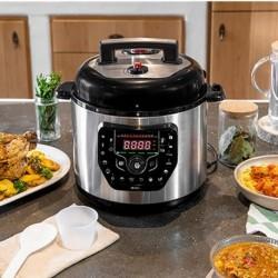 Robot culinaire Olla programmable Modelo H Cecotec GM 6L pratique et efficace