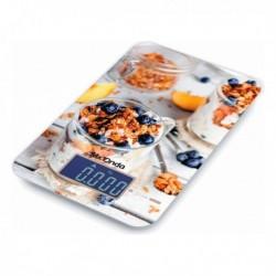 Balance de cuisine numérique Mx Onda MXPC2131 5Kg élégante et pratique