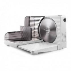 Trancheuse de viande Taurus CutMaster Compact diam 17 cm 100W Blanc fonctionnelle
