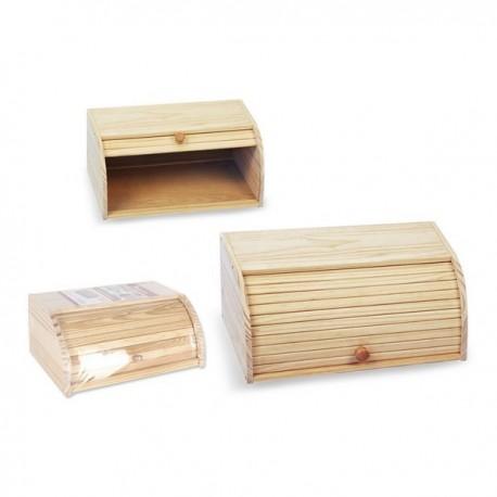 Boîte à Pain Privilege Bois (40,5 x 26,5 x 17 cm)