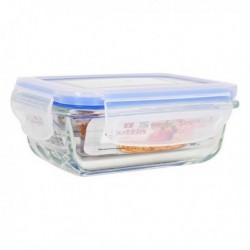 Boîte à lunch hermétique Quttin (180 cl) (12,7 x 9 cm)