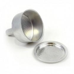 Filtre pour cafetière italienne Privilege Aluminium