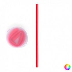 Paille réutilisable 146291 différents coloris