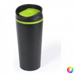 Verre en Acier Inoxydable (500 ml) 145340 Noir différents coloris
