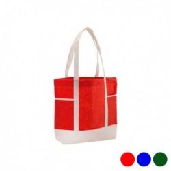 Sac en Jute 143501 (33,5 x 30 x 13 cm) différents coloris