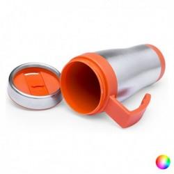 Mug avec Couvercle et Doseur (450 ml) 145101 différents coloris