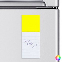 Bloc-Notes Aimanté (40 Feuilles) 144811 différents coloris