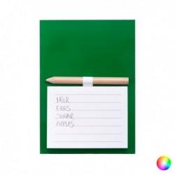 Bloc-Notes Aimanté (40 Feuilles) 144582 différents coloris