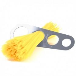 Mesureur de Spaghettis Acier inoxydable 144507 fonctionnel