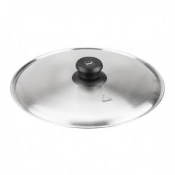 Couvercle pour poêle Magefesa Prisma diam 30 cm Acier inoxydable