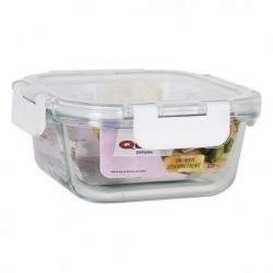 Boîte à lunch hermétique Quttin 530 ml Carré