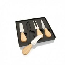 Couteaux à Fromage (4 pièces) 143440