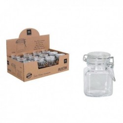 Pot en verre Mini La Mediterránea 100 ml Fermeture hermétique