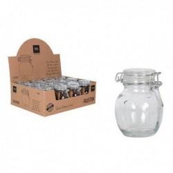 Pot en verre La Mediterránea 130 ml Fermeture hermétique