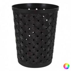 Corbeille à papier Ronde 12 L ( 25,5 x 32,5 cm) noire