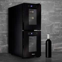cave à vin dual zone tristar wr7512 pour un vin impeccable