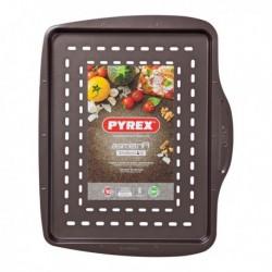 Plat pour Four Pizza Pyrex Asimetria acier galvanisé (37 cm) fonctionnel