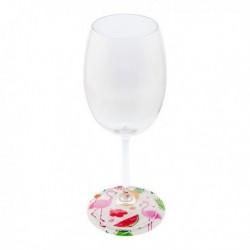 Dessous de verres Koala Flamingo (4 pièces) Plastique fonctionnels