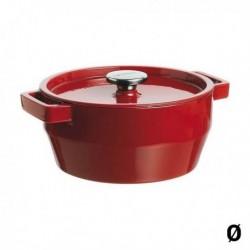 Cocotte avec Couvercle Pyrex Slow Cook Fonte fonctionnelle