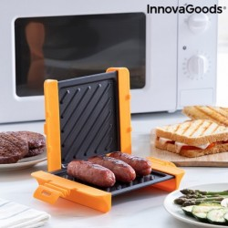 Grill pour micro-ondes Grillet InnovaGoods fonctionnel