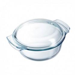 Casserole avec Couvercle en Verre Pyrex Classic verre fonctionnelle