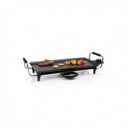 Plancha à Griller Lisse Tristar BP-2663PR 2000W (46 x 26 cm) fonctionnelle