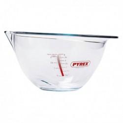 Bol mesureur Pyrex Prep&Store Px Transparent Verre Borosilicaté (23 x 15 x 6,5 cm - 1,1 l) fonctionnel