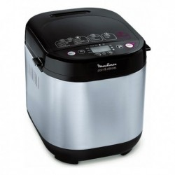 Machine à pain Moulinex OW240E30 650W Acier inoxydable Noir fonctionnelle