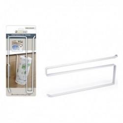 Dérouleur de papier de cuisine Confortime Métal Blanc (26 cm) fonctionnel