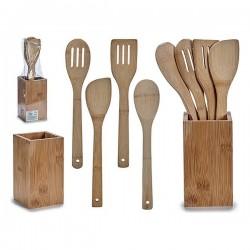 Set d'Ustensiles de Cuisine (9 x 31 x 9 cm) (4 pièces) fonctionnel