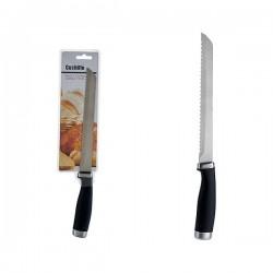 Couteau à pain dentelé (2 x 33 x 3 cm) Acier inoxydable fonctionnel