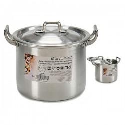Casserole à cuisson lente Aluminium (16 x 14 x 18,5 cm) fonctionnelle
