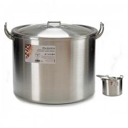 Casserole à cuisson lente Aluminium (40 L) (53 x 34 x 43 cm) fonctionnelle
