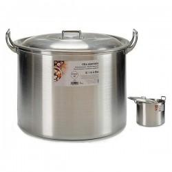 Casserole à cuisson lente Aluminium (41 x 32 x 50,5 cm) fonctionnelle